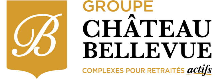 Château Bellevue – résidence pour aînés - logo